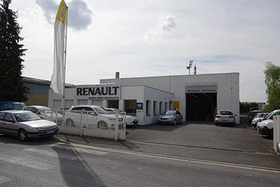 AGENCE RENAULT NEUVILLETTE vous propose renault reims ...